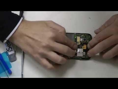 Google Nexus 4 Display, Touchscreen tauschen, reparieren, umbau in Deutsch