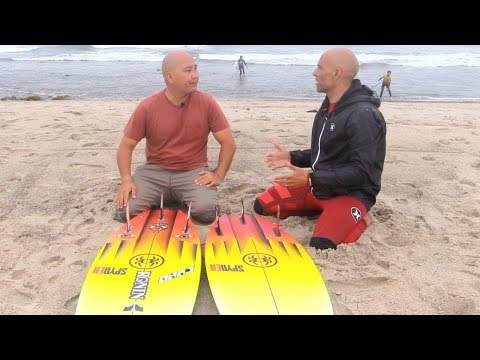 "Spyder Surfboard ""Fireball Fish""  Vlog with Jason Shibata & Noel Salas Ep. 14"