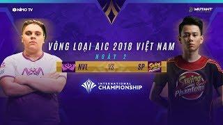 SWING PHANTOM vs NOVA LATIN AMERIA - AIC 2018 - Ngày 2 Vòng loại Việt Nam