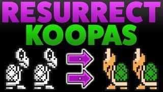 Super Mario Maker - RESURRECT KOOPAS! - Level Showcase