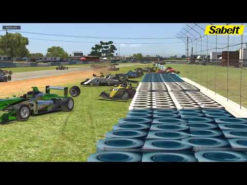 FR Americas iRacing Invitational Championship Penultimate Round at Sebring International Raceway