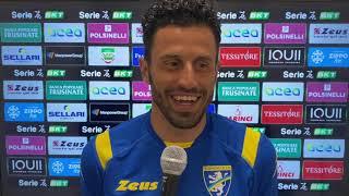 intervista a Grosso dopo Frosinone-Vicenza 1-1
