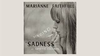 Marianne Faithfull - Sadness (with Ornette Coleman) [1966 Soundtrack Recording]