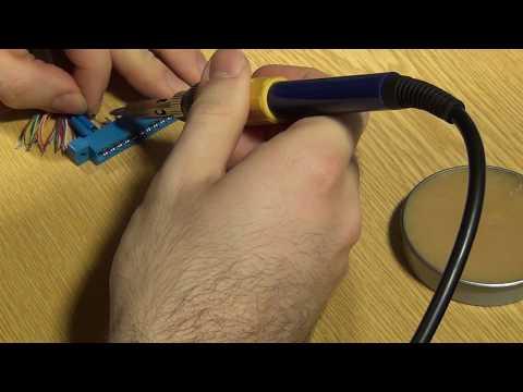 How-To: Floppy-Kabel für Commodore (CBM) PET selbst bauen