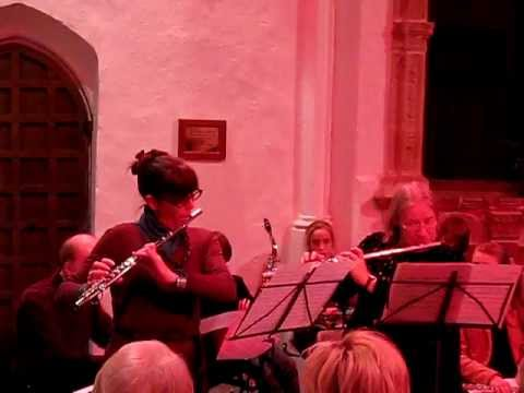 A Christmas Cracker 2011 - Telemann Trio Sonata in A major