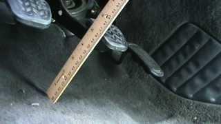 Simple Brake Booster Check