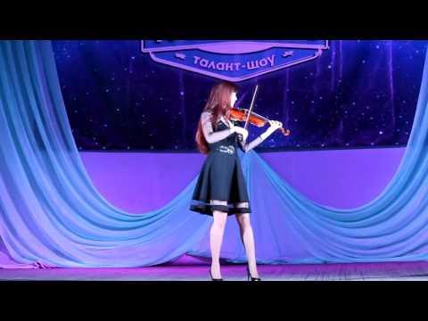 Професійна скрипалька ViolAnna, відео 2