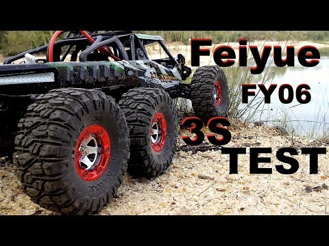Feiyue FY06 Test Is It FAST???