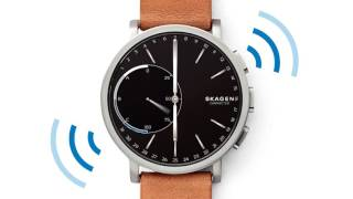 Setting Up Your SKAGEN Hybrid Smartwatch
