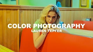 The Importance Of Color In Photography - Lauren Tepfer Phototalks