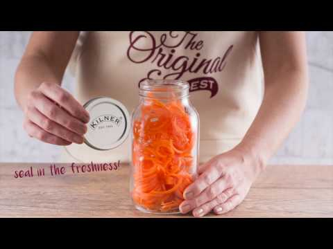 The Kilner® Spiralizer