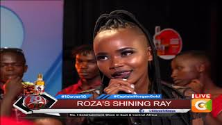 10 OVER 10 | Rosa Ree live on 10 over 10