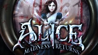 Strippoker Mit Gott - Alice: Madness Returns [DE] #39 - Let's Play