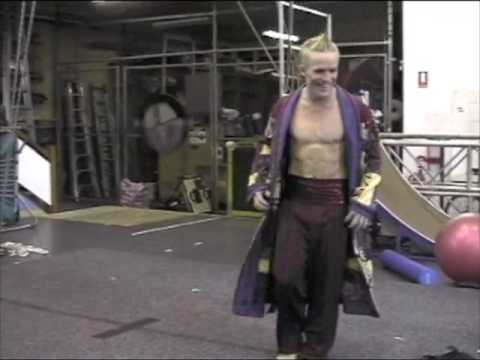 Circus Oz 2009 Introducing Tom Flanagan