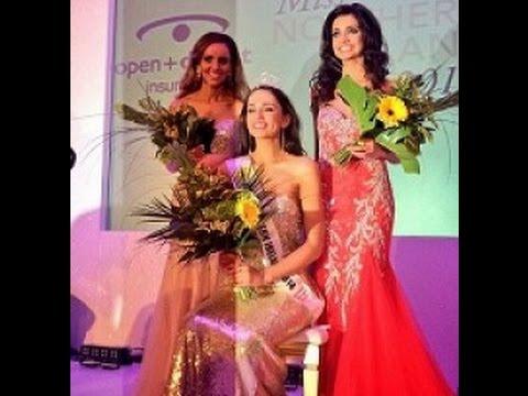 Monifa Joanne-Marie Jansen - Miss Universe Curacao 2012 in
