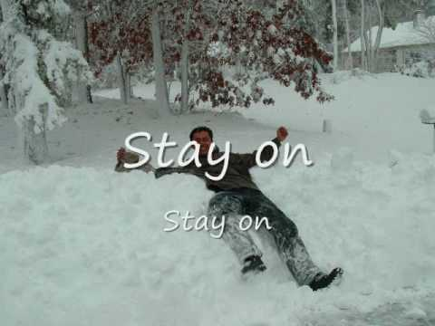 A-ha -  Stay On these Roads, ( Lyrics)