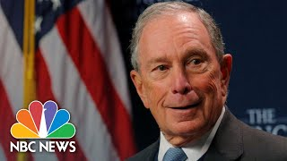 Democrats Step Up Attacks On Bloomberg Ahead Of Nevada Caucuses | NBC Nightly News