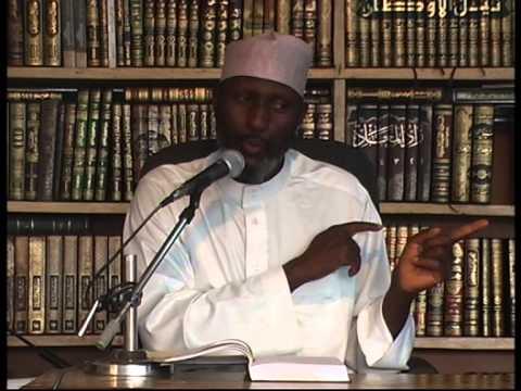 Sheikh Awwal Albany Zaria(Umdatul Ahkam 6d)