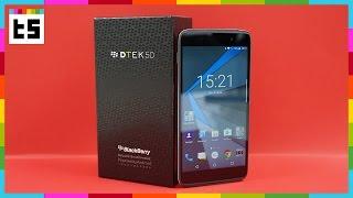 BlackBerry DTEK50 mit Android Marshmallow – Test (deutsch)
