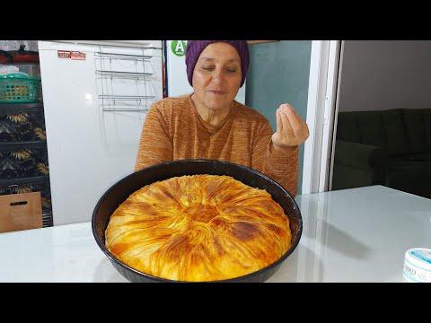 İDDA EDİYORUM KESİN BU BÖREĞİ YAPACAKSIN PATETESLİ börek tarifi el açması Potato pie recipe trinidad