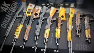 AK47 Collection Overview 2013  IntoWeapons