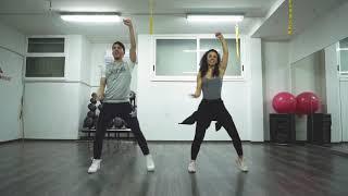 Rosalìa J Balvin  Con Altura  Coreografia Fitness