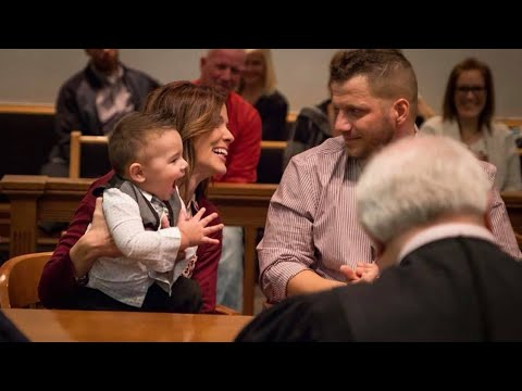 These Parents Were Thrilled To Adopt A Son  Then In Court The Boy Said One Word That Broke Them