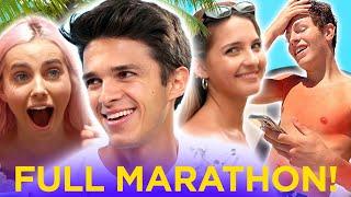 Brent Rivera DREAM VACATION Full Show Marathon w/ Ben Azelart, Lexi Rivera, Lexi Hensler, & MORE