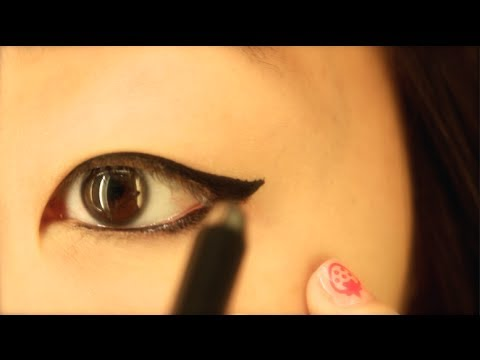 How To Apply Eyeliner For Asian Eyes