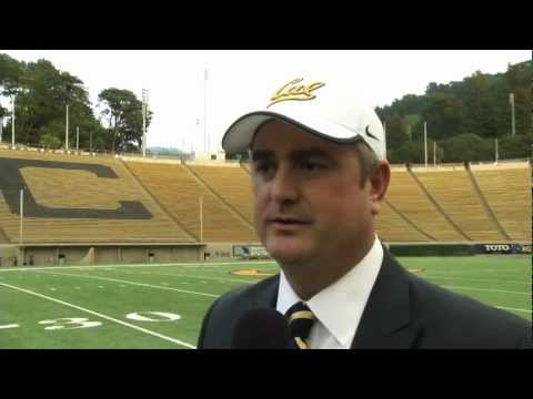Cal Football: Sonny Dykes Interview with CalBears.com