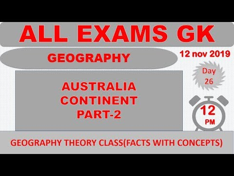 geography theory for all exam // gk by sandeep sir // 12 pm//