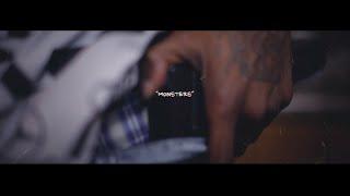 Ebk Juvie Ft BOBO ABK • Monsters | [Official Video] Filmed By @RayyMoneyyy