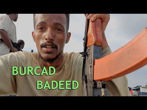 BURCAD BADEED  - ArimaHeena Vlog #4
