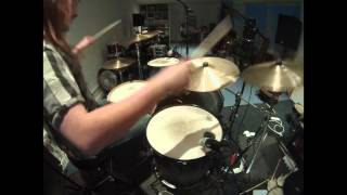 Snarky Puppy - Gone Under Drum Cover by Ginger Drage