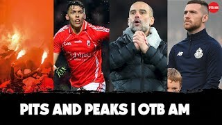 Pits and peaks | Donaghy talks Clifford, Cox at Anfield, sectarian chants, Pep drama, Jack Byrne