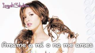 Ashley Tisdale-Love Me For Me (Traducción Español) HD