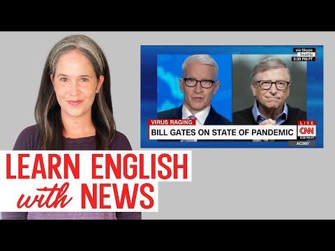 Learn English with News: American English Conversation + Vocabulary Training | Free English Lesson