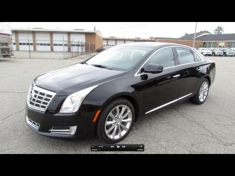 2013 Cadillac XTS In-Depth Review