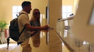 HOTEL ZAMORA INSTALLS NEW TECHNOLOGY AT FRONT DESK