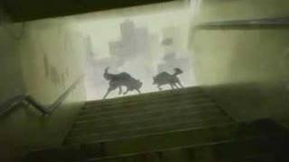 We'll Be Here( When You're Gone)- Wolf's Rain
