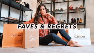 BEST And WORST Luxury Purchases | My Designer Goods Shopping TIPS
