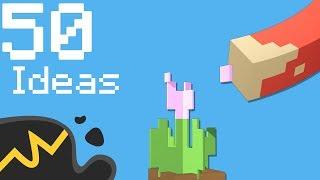 50 Tiny Ways to Improve Minecraft