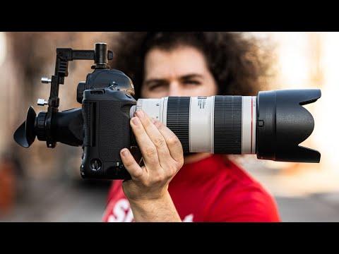 External Review Video NSsxpejhvsI for Canon EOS-1DX Mark III Full-Frame DSLR Camera