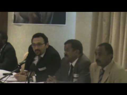 Press conference on doctors strike in Sudan (10)