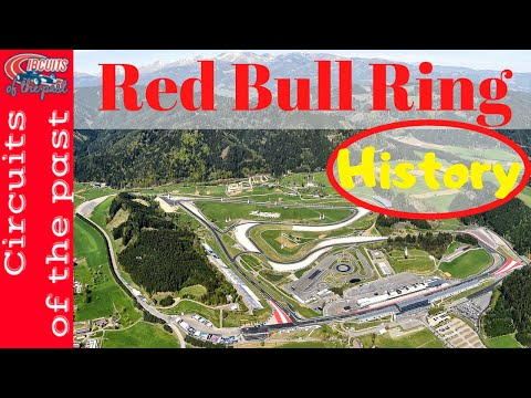 Red Bull Ring (Österreichring) History of an Iconic F1 Track