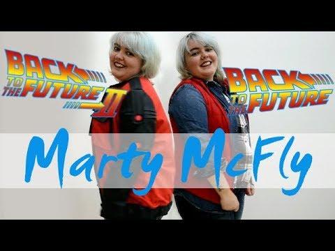 Disfraz Marty McFly