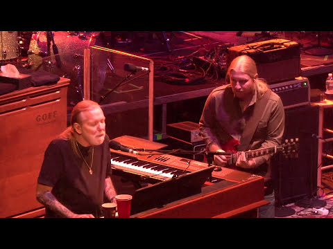 "Allman Brothers Band ""Trouble No More"" 12/3/2011 Orpheum Theater Boston, MA"