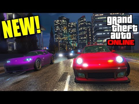 GTA 5 Online - NEW UPDATE! FREE Money, RARE Items, Cash