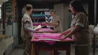 Orange Is The New Black - Season 3 3x06 Piper & Alex Scenes #4 (VOSTES)