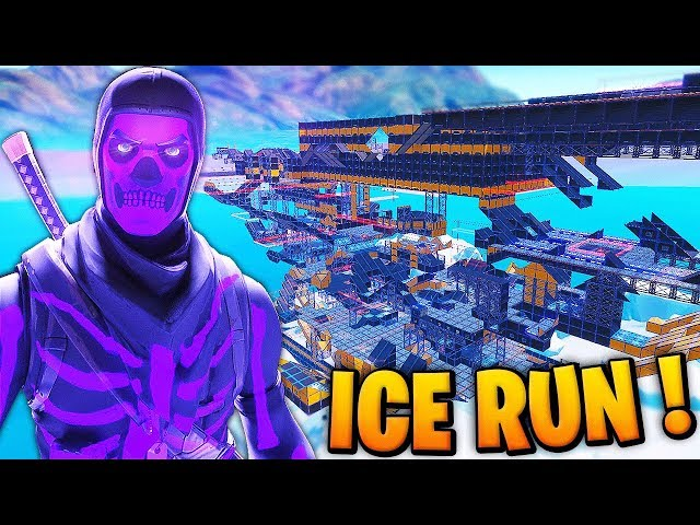 Ice Run by ZRK